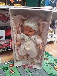 Öltöztethető baba játék