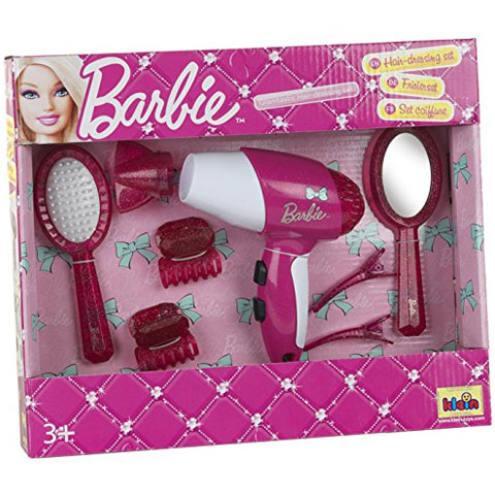 Barbie fodrászos szett