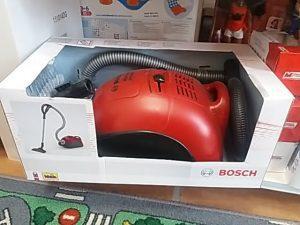 Bosch játék porszívó takarítós játék