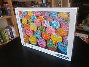 Lányos puzzle
