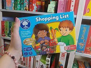 boltos játék, társasjáték